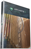 Artlantis Render software box