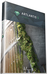 artlantis studio software box